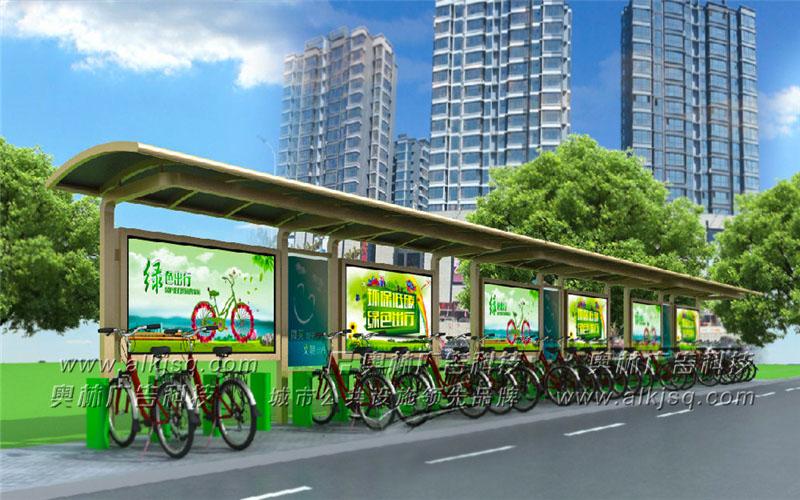AL公共自行车棚135