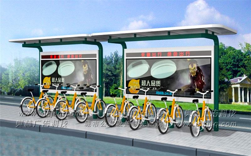 AL公共自行车棚137