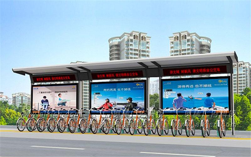 AL公共自行车棚129